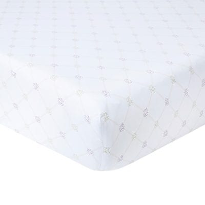 Clematis Bed Collection Fitted Sheet