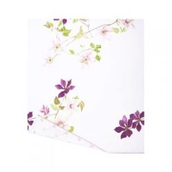Clematis Bed Collection Flat Sheet