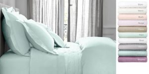 Triomphe Bed Collection Duvet Cover